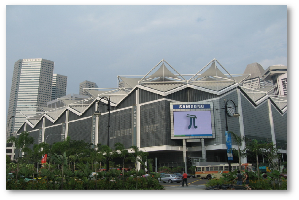 Suntec City Mall- Singapore