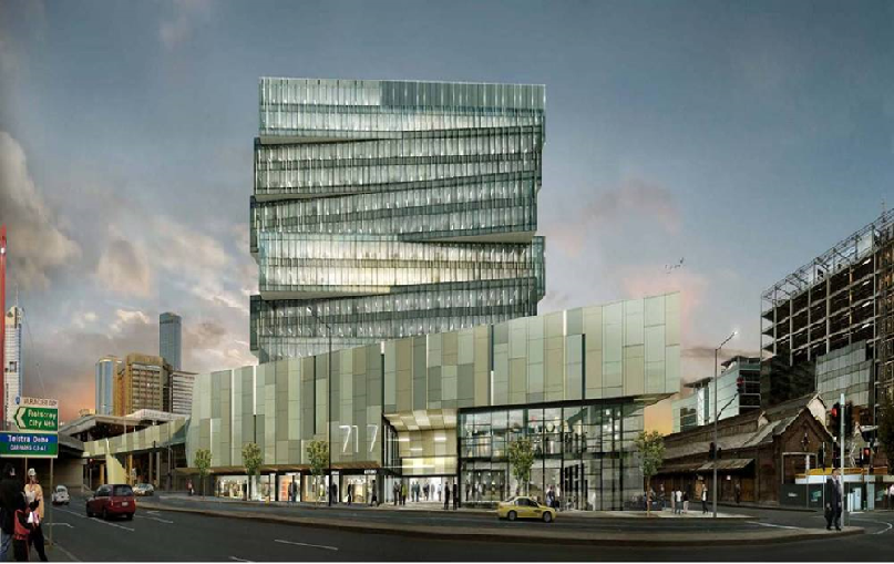 Storey Office and Storey Hotel Block- Australia